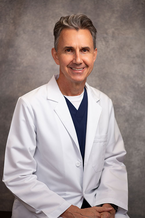 Dr. Louis McDonald of McDonald Dental