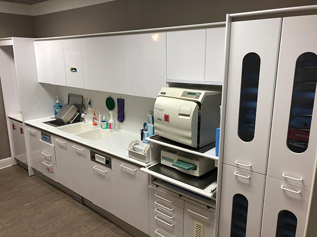 Lab at McDonald Dental in Houston, TX